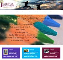 Blythwood Church Logo